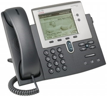 Cisco 7942 Unified IP Phone met licentie
