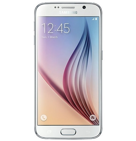 Samsung G920 Galaxy S6 32GB white