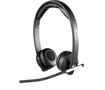 Logitech H820e Dual - wireles headset