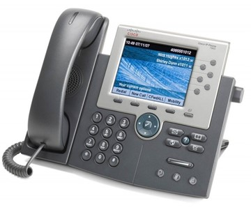 Cisco 7965G IP phone incl licentie