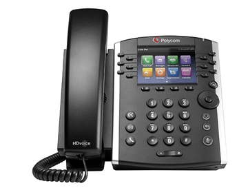 Polycom VVX 411 Skype for business