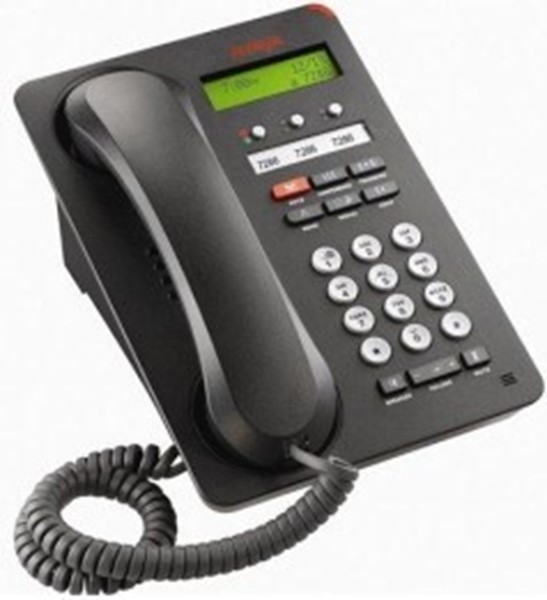 Avaya IP 1603-I black (no PoE)