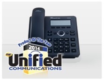 AudioCodes 420HD IP-Phone black
