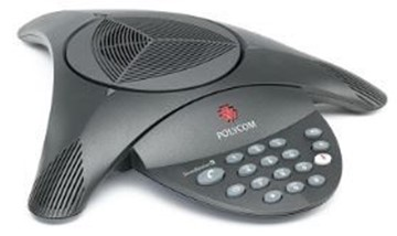 Polycom Soundstation 2 (no display)