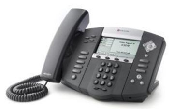 Polycom Soundpoint IP 550 with PS