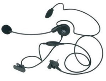 Motorola breeze headset boom mic MTP850