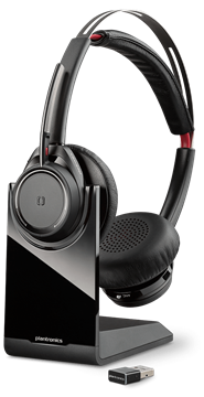 Plantronics Voyager Focus BT Headsets M
