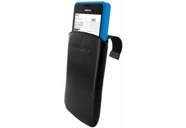 Mobiparts Luxury Pouch BlackBerry 9720