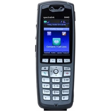 Spectralink 8440 handset with Lync support