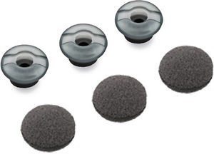 Afbeeldingen van Spare ear tip kit and foam covers, Voyager 5200