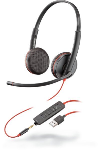 Plantronics Blackwire C3225 USB-A