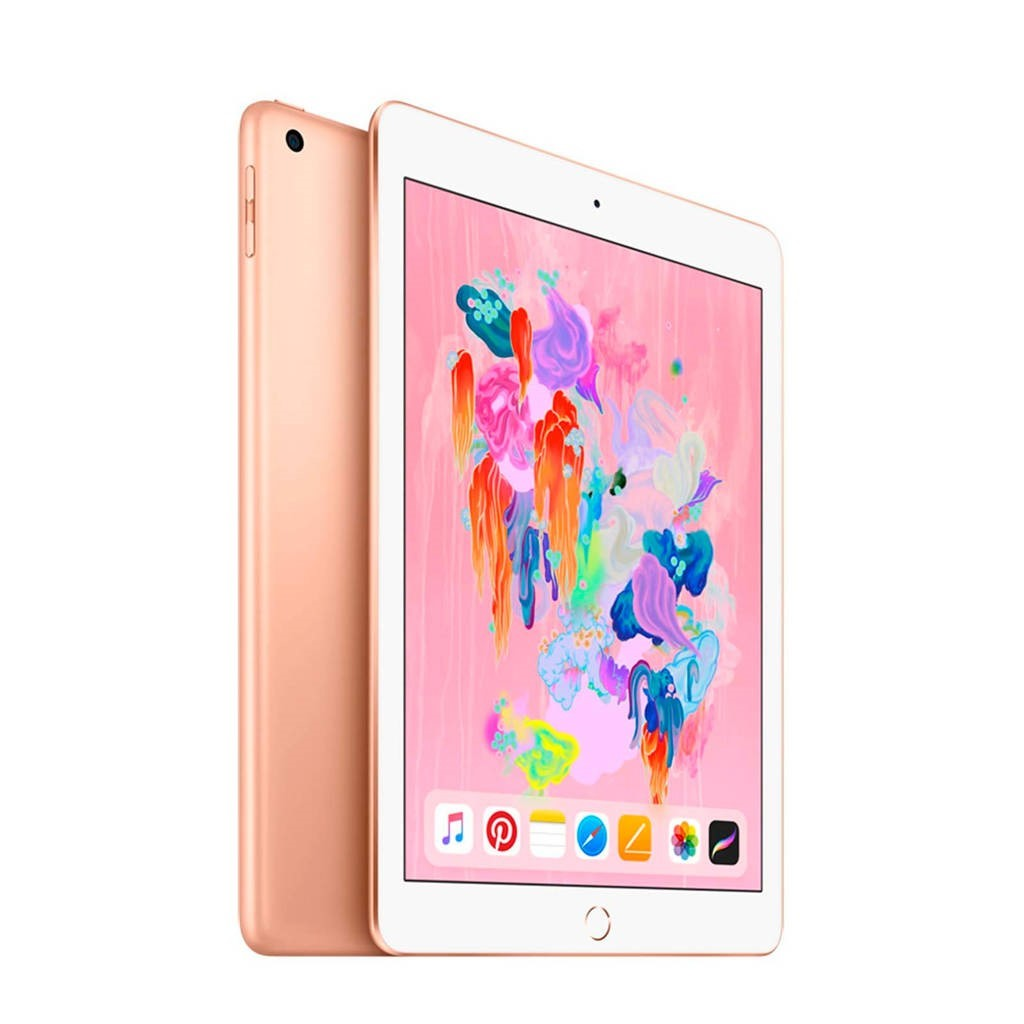 Afbeeldingen van Apple iPad, WiFi, 128GB - Goud