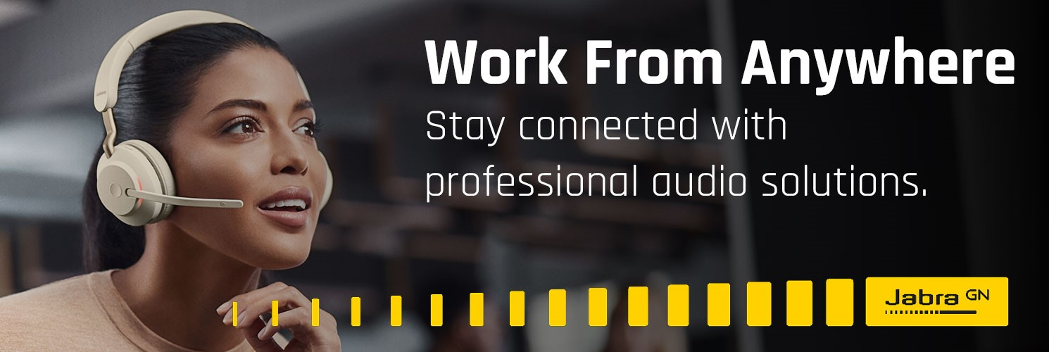 Jabra - Work from Anywhere